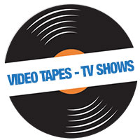 Video Tapes - TV Shows